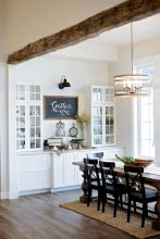 40 Best Modern Farmhouse Kitchen Decor Ideas And Design Trend In 2019 (3)