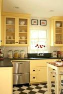 44 Best Farmhouse Kitchen Cabinets Design Ideas And Decor (10)