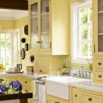 44 Best Farmhouse Kitchen Cabinets Design Ideas And Decor (19)