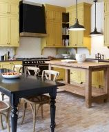44 Best Farmhouse Kitchen Cabinets Design Ideas And Decor (22)