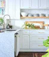 44 Best Farmhouse Kitchen Cabinets Design Ideas And Decor (24)