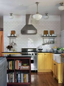 44 Best Farmhouse Kitchen Cabinets Design Ideas And Decor (30)