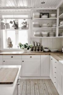 44 Best Farmhouse Kitchen Cabinets Design Ideas And Decor (37)