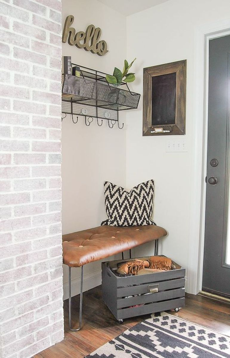 50 Awesome Industrial Farmhouse Design Ideas to Complement Your Home In 2019 (15)