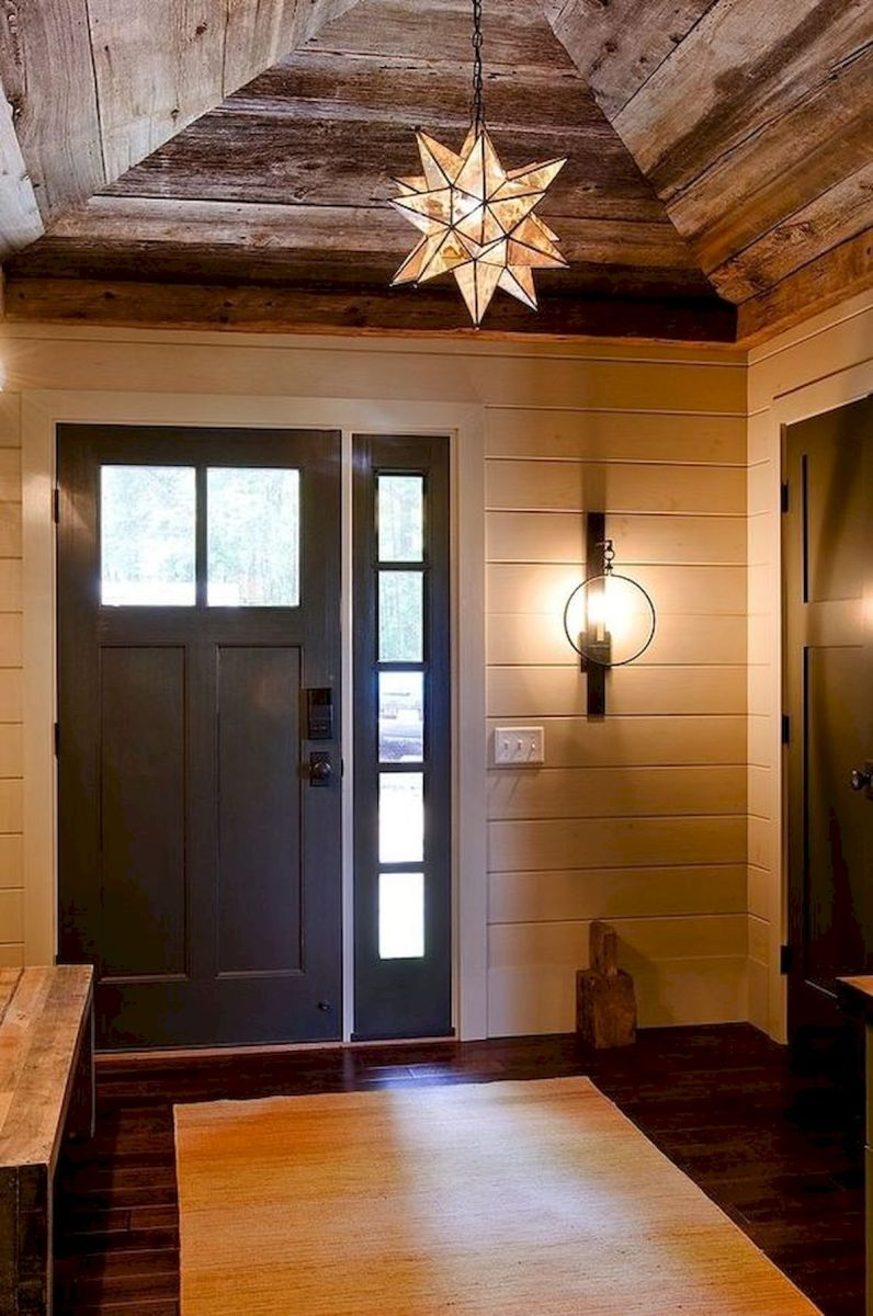 50 Best Farmhouse Entryway Design Ideas You Must Try In 2019 (31)