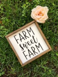 55 Awesome Farmhouse Signs Design Ideas And Decor (12)