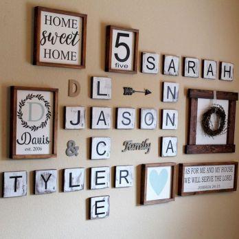 55 Awesome Farmhouse Signs Design Ideas And Decor (18)