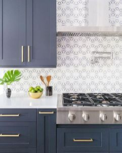 55 Fantastic Farmhouse Kitchen Backsplash Design Ideas And Decor (21)