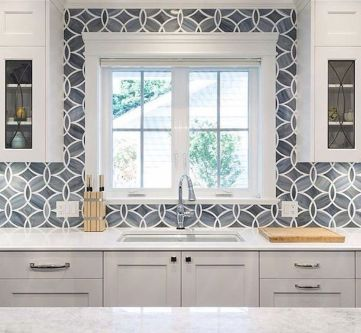 55 Fantastic Farmhouse Kitchen Backsplash Design Ideas And Decor (47)