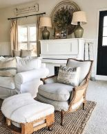 55 Incredible Farmhouse Living Room Sofa Design Ideas And Decor (3)