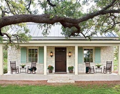 60 Adorable Farmhouse Cottage Design Ideas And Decor (8)
