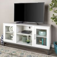 60 Beautiful Farmhouse TV Stand Design Ideas And Decor (24)