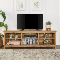 60 Beautiful Farmhouse TV Stand Design Ideas And Decor (7)