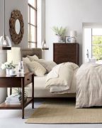 60 Best Farmhouse Bedroom Furniture Design Ideas And Decor (50)