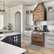 60 Great Farmhouse Kitchen Countertops Design Ideas And Decor (19)