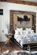 69 Best Farmhouse Bedding Decor Ideas And Remodel (54)
