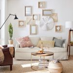 70 Best Farmhouse Living Room Decor Ideas And Remodel (35)