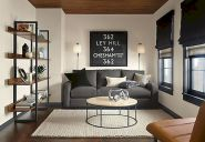 70 Best Farmhouse Living Room Decor Ideas And Remodel (36)