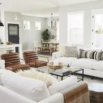 70 Best Farmhouse Living Room Decor Ideas And Remodel (72)
