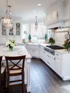 77 Best Farmhouse Kitchen Decor Ideas And Remodel (32)