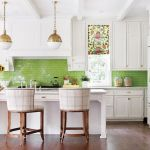 77 Best Farmhouse Kitchen Decor Ideas And Remodel (75)