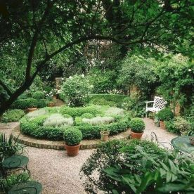 70 Magical Side Yard And Backyard Gravel Garden Design Ideas (62)