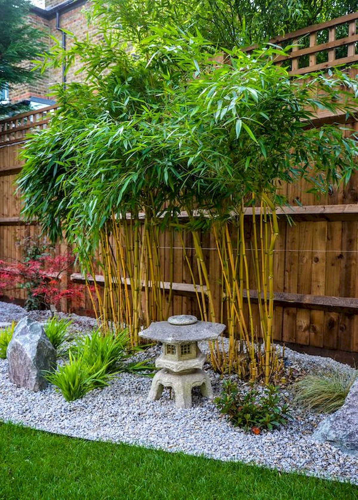 80 Wonderful Side Yard And Backyard Japanese Garden Design ... on Small Backyard Japanese Garden Ideas id=41335