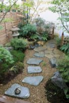 80 Wonderful Side Yard And Backyard Japanese Garden Design Ideas (45)