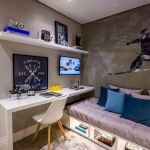 45 Fantastic Computer Gaming Room Decor Ideas and Design (2)