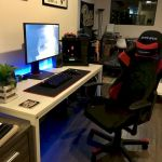 45 Fantastic Computer Gaming Room Decor Ideas and Design (38)
