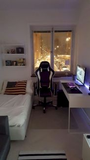 45 Fantastic Computer Gaming Room Decor Ideas and Design (6)