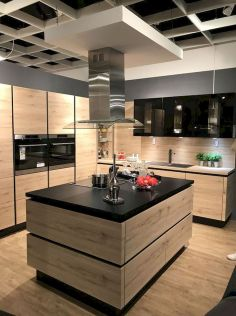 45 Stunning Modern Dream Kitchen Design Ideas And Decor (36)