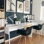 55 Fantastic DIY Computer Desk Design Ideas and Decor (2)