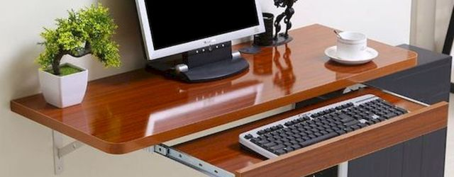 55 Fantastic DIY Computer Desk Design Ideas and Decor (38)