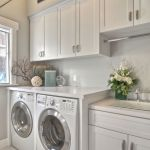 55 Gorgeous Laundry Room Design Ideas and Decorations (1)