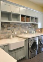 55 Gorgeous Laundry Room Design Ideas and Decorations (24)