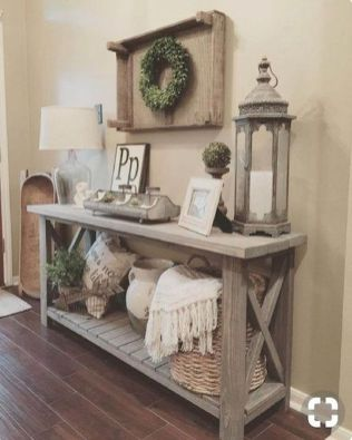 65 Wonderful DIY Rustic Home Decor Ideas (61)