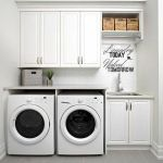 75 Awesome Laundry Room Storage Decor Ideas (27)
