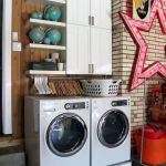 75 Awesome Laundry Room Storage Decor Ideas (45)