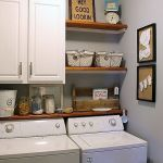 75 Awesome Laundry Room Storage Decor Ideas (57)