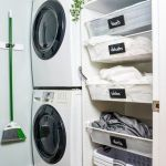 75 Awesome Laundry Room Storage Decor Ideas (7)