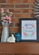 32 Rustic Ideas and Decor for Spring (14)