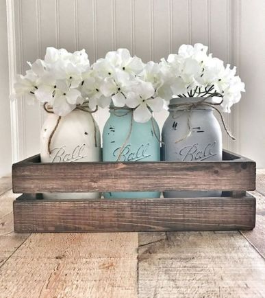 32 Rustic Ideas and Decor for Spring (31)