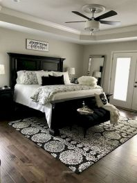 47 Most Popular Bedding for Farmhouse Bedroom Design Ideas and Decor (16)