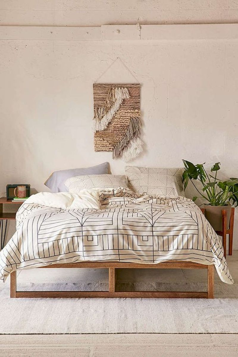 47 Most Popular Bedding for Farmhouse Bedroom Design Ideas and Decor (2)