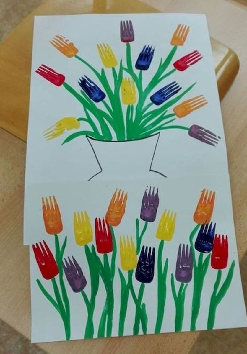 52 Fantastic Spring Crafts Ideas for Kids (20)