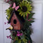 62 Best Spring Wreaths Front Door Ideas (25)