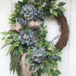 62 Best Spring Wreaths Front Door Ideas (27)