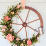 62 Best Spring Wreaths Front Door Ideas (32)