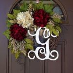 62 Best Spring Wreaths Front Door Ideas (42)